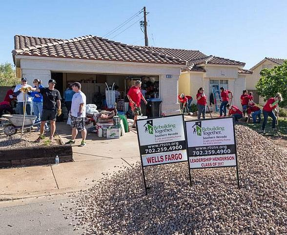 Rebuilding Together Southern Nevada Celebrates 24th Annual National Rebuilding Day on April 28