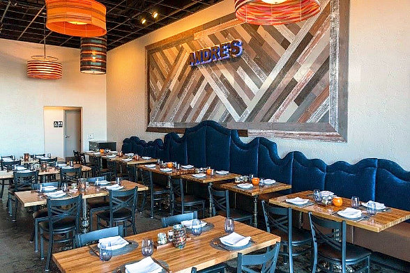 Enjoy Valentine's Day at Andres Bistro & Bar in Las Vegas