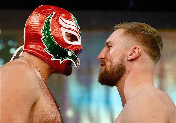 Weigh-In Results: Tyson Fury vs. Otto Wallin at T-Mobile Arena Sept. 14, 2019