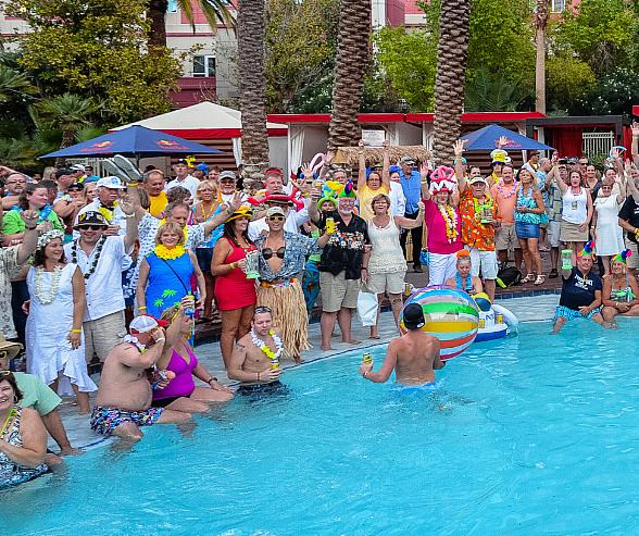Margaritaville Restaurant Las Vegas to Host Official Son of a Son of a Sailor Tour Pre-Concert Pool Party at Flamingo Las Vegas
