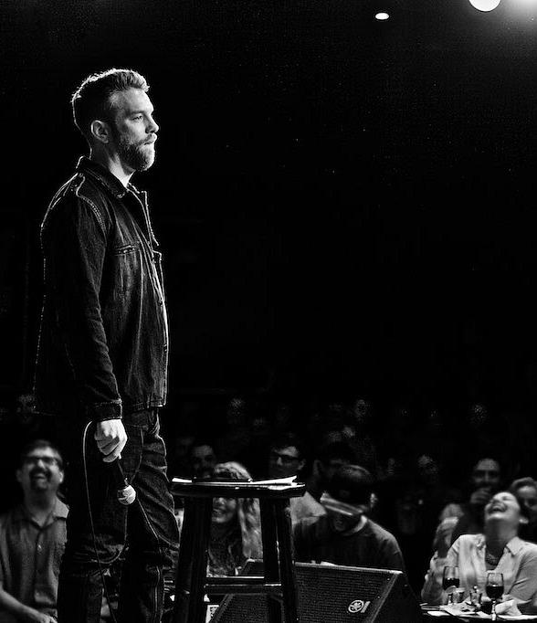 "Anthony Jeselnik Brings ""Funny Games 2018 World Tour"" to the Aces of Comedy Series at The Mirage in Las Vegas October 20"
