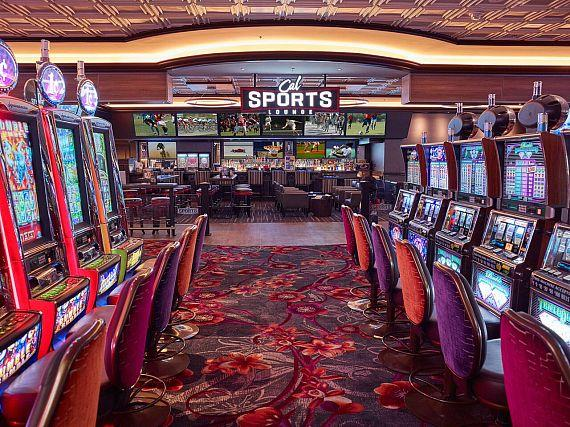 California Hotel and Casino Completes Sweeping Redesign