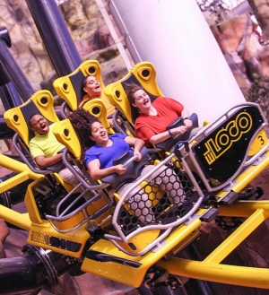 "Thrill-Seekers Twist, Spin and Defy Gravity to Earn ""Coaster Cred"" at The Adventuredome at Circus Circus July 1-31"