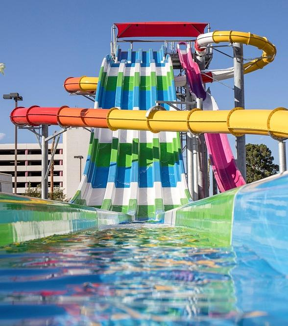 Splash Zone at Circus Circus Las Vegas Introduces Expanded Pool Offerings for Sunseekers of All Ages