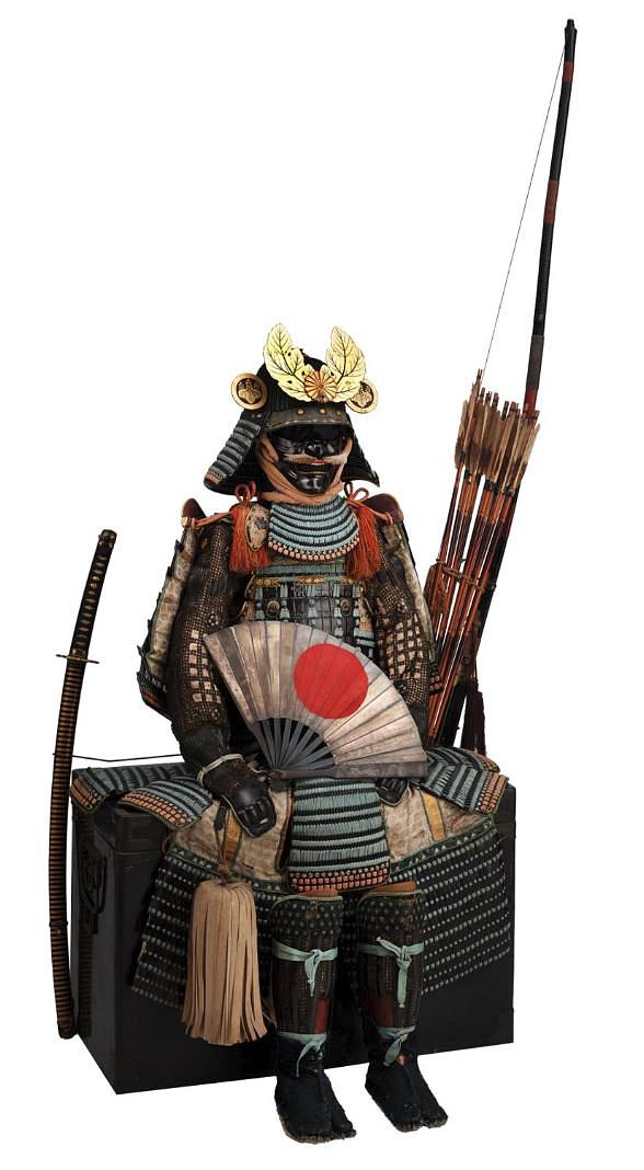 "Bellagio Gallery of Fine Art to Debut ""Samurai: Armor from the Ann and Gabriel Barbier-Mueller Collection"" November 3"