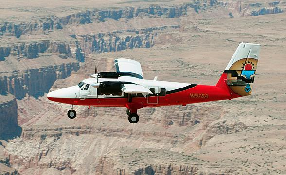 Scenic Airlines Grand Canyon Tour