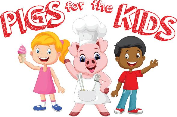 Pigs for the Kids BBQ Competition for Charity Sept. 17