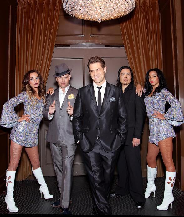 Reckless In Vegas, Joined by Kelly Clinton-Holmes, Mark First Anniversary in Las Vegas with Exclusive Engagement at Italian-American Club May 13