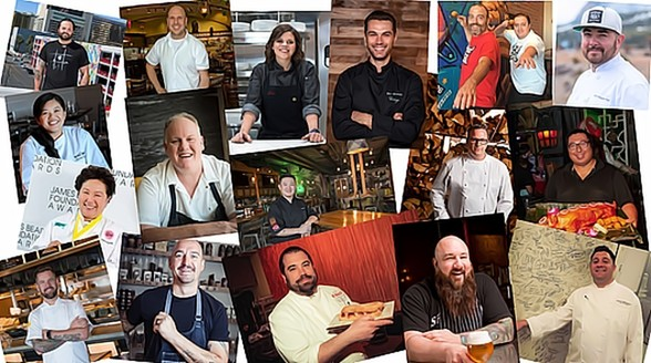 Second Helping: Las Vegas' Top Independent Chefs Unite Again for 'Vegas Unstripped' Festival May 11