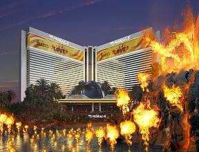 The Mirage Reignites Las Vegas Strip with Dramatic New Volcano