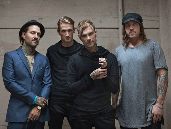 The Used to perform at Brooklyn Bowl Las Vegas at The LINQ May 24-25, 2016