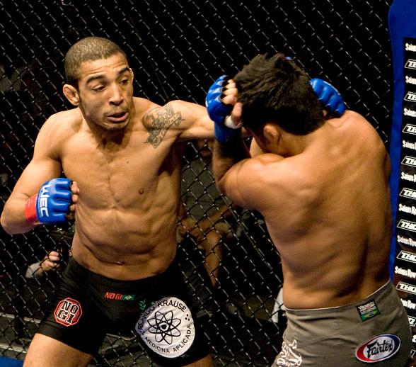 Jose Aldo is Ready to Claim World Title