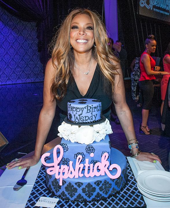 "Wendy Williams Kicks Off ""Lipshtick – The Perfect Shade of Stand-Up"" st The Venetian Las Vegas"