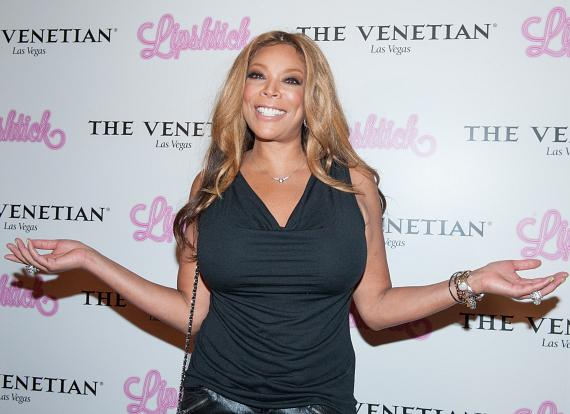 """Wendy Williams kicks off """"Lipshtick – The Perfect Shade of Stand-Up"""" at The Venetian Las Vegas"""