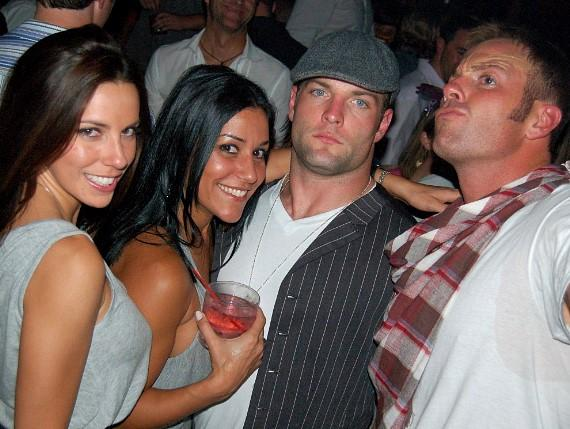 Wes Welker and Friends at JET Nightclub