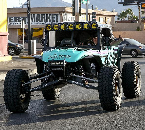 Downtown Project's Corduroy & Gold Spike Host Mint 400 Parties March 8-9