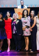 "VEGAS INC Celebrates 2017 ""Women to Watch"" Honorees During Annual Event at Tropicana Las Vegas, Tuesday, Feb. 7"