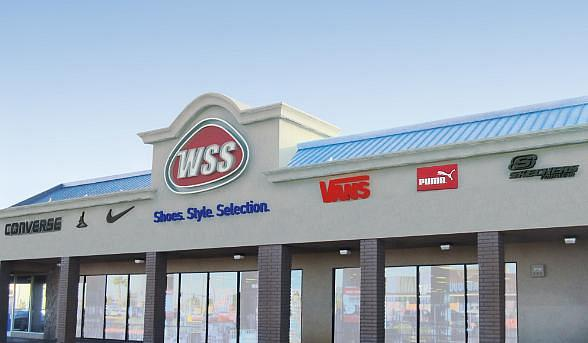 Footwear Retailer WSS Celebrates Arrival to Las Vegas with Grand Opening Event on November 15