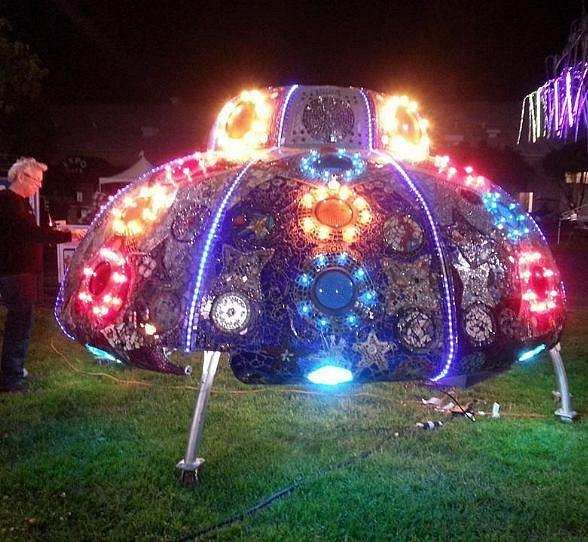Youth Educational Spaceship Project Lands at Learning Village in Downtown Las Vegas Nov. 15-Dec. 8