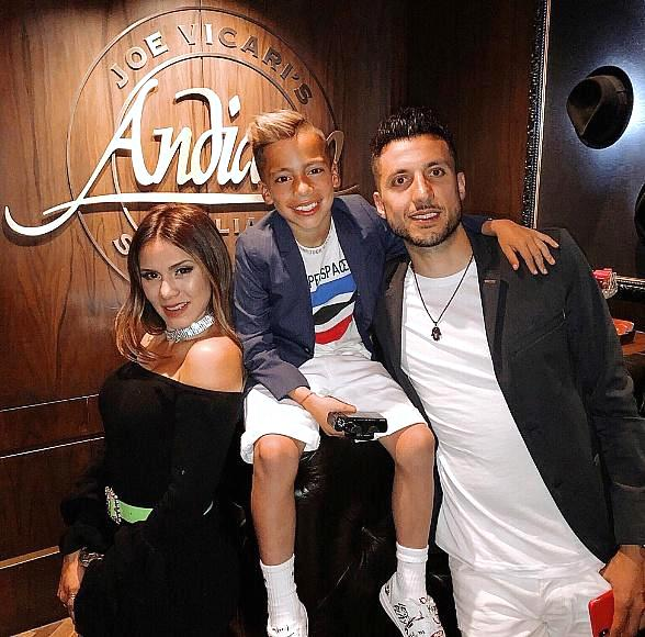 "YouTube Stars ""The Royalty Family"" Have a Blast at the D Casino Hotel in Las Vegas"