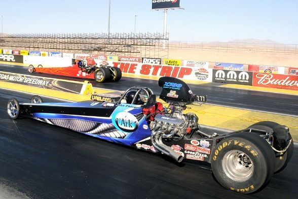 This Weekend at The Strip at LVMS: Mopar Midnight Mayhem, Jr. Dragsters, E.T. Bracket Series