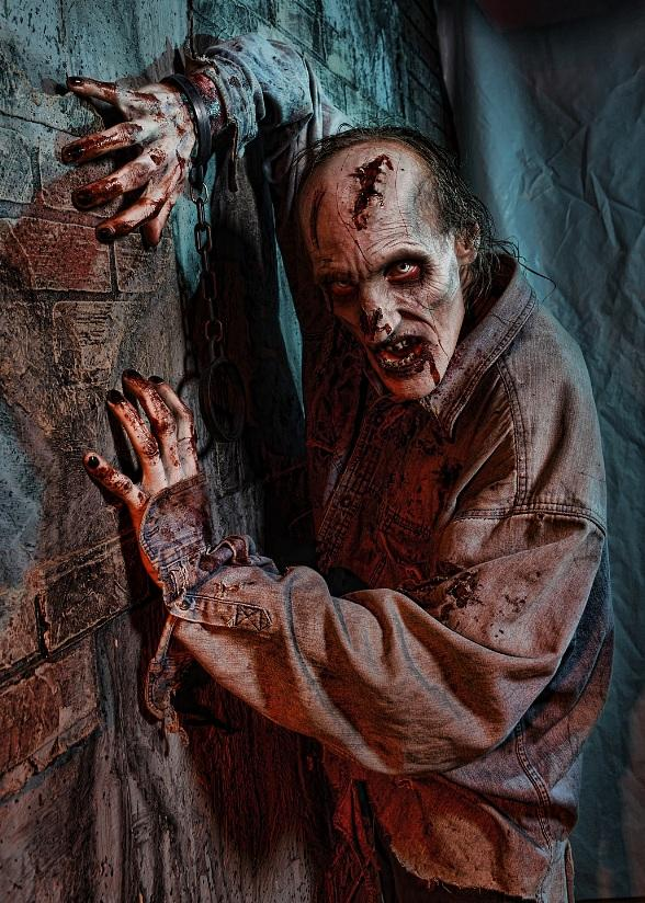 "Fright Dome at Circus Circus Celebrating 13th Anniversary with New Interactive Maze and World Premiere of ""Friday the 13th 4-D: A Deadly 4-D Experieence"""